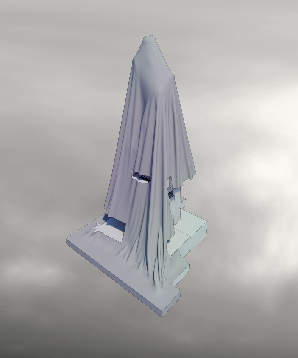 Monument Park   dreamscape