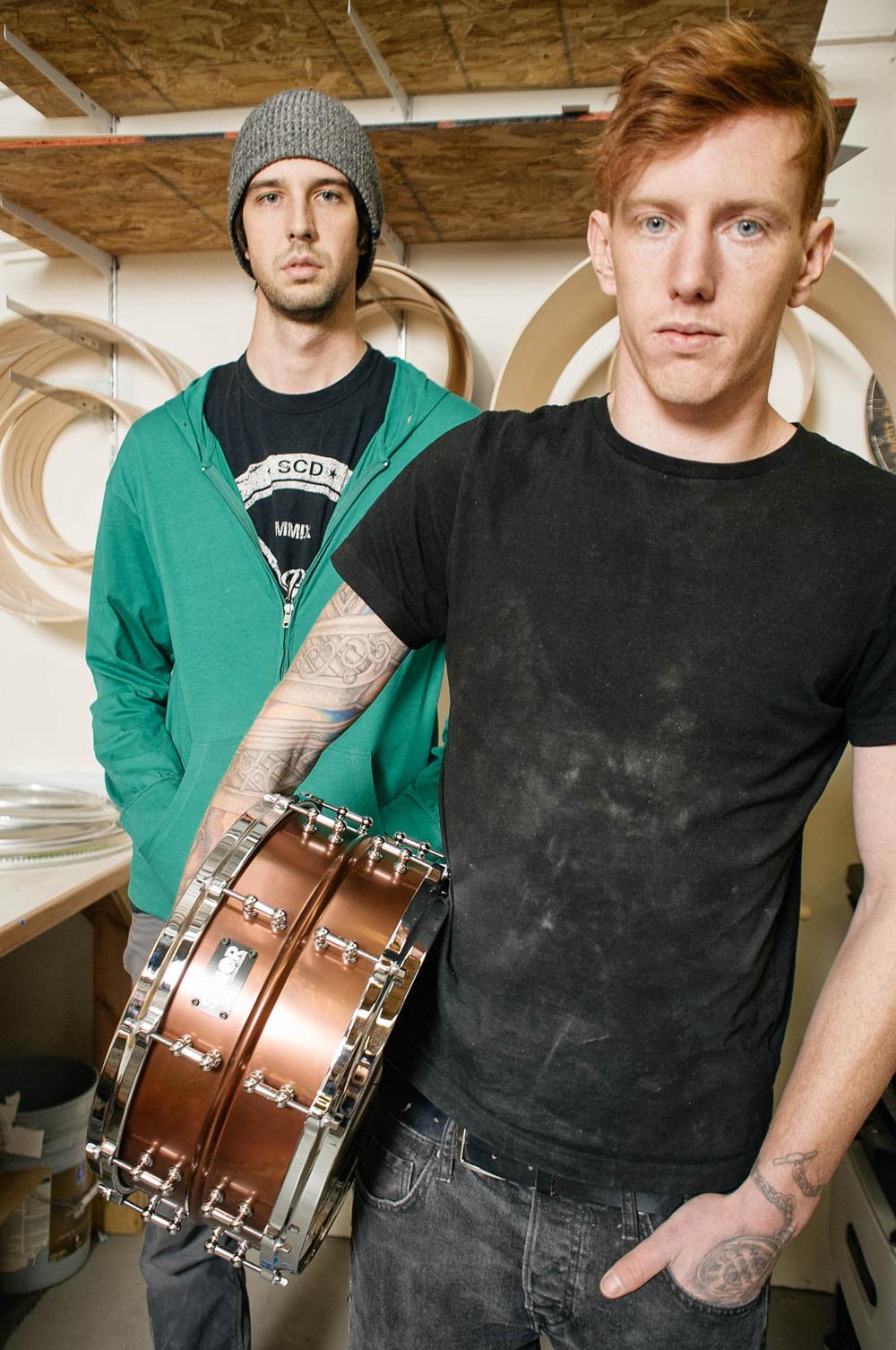 Savior Custom Drums