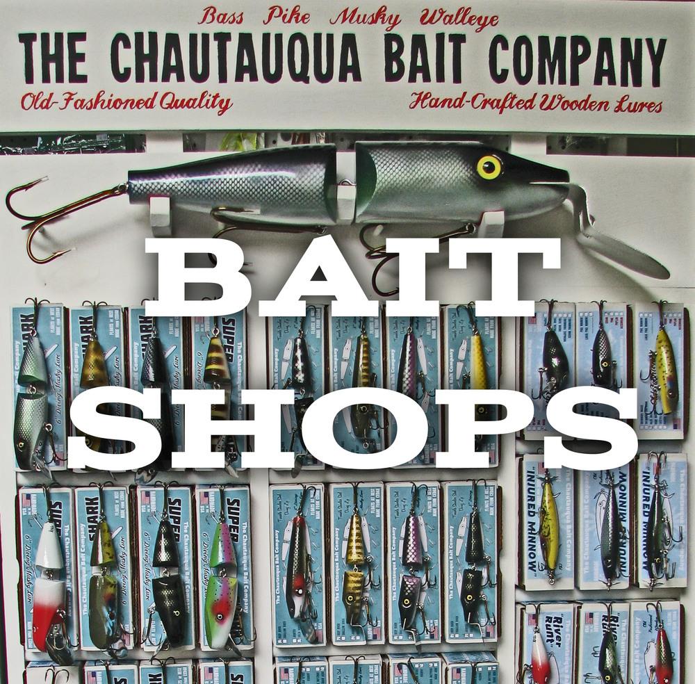 Bait Shops