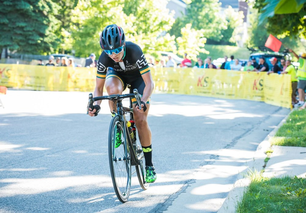 Finding the 'zone' last year at Tour Of American's Dairyland. Flying to 3 solo victories in a week! Just a little bit proud of my comeback from the dark days in 2016.