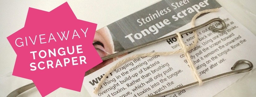tongue scraper for digestion