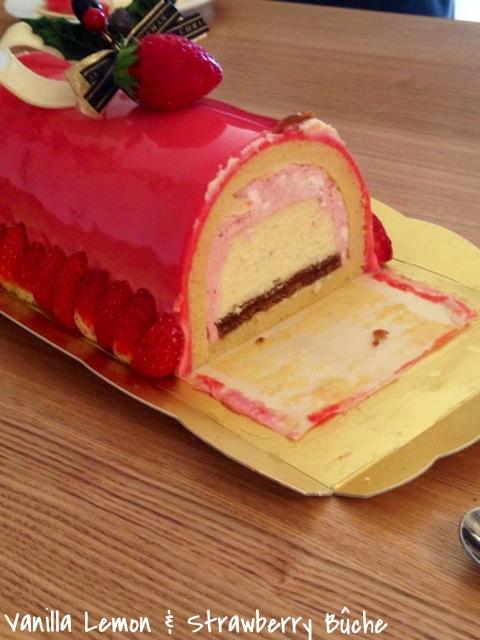 Buche fraise4.JPG
