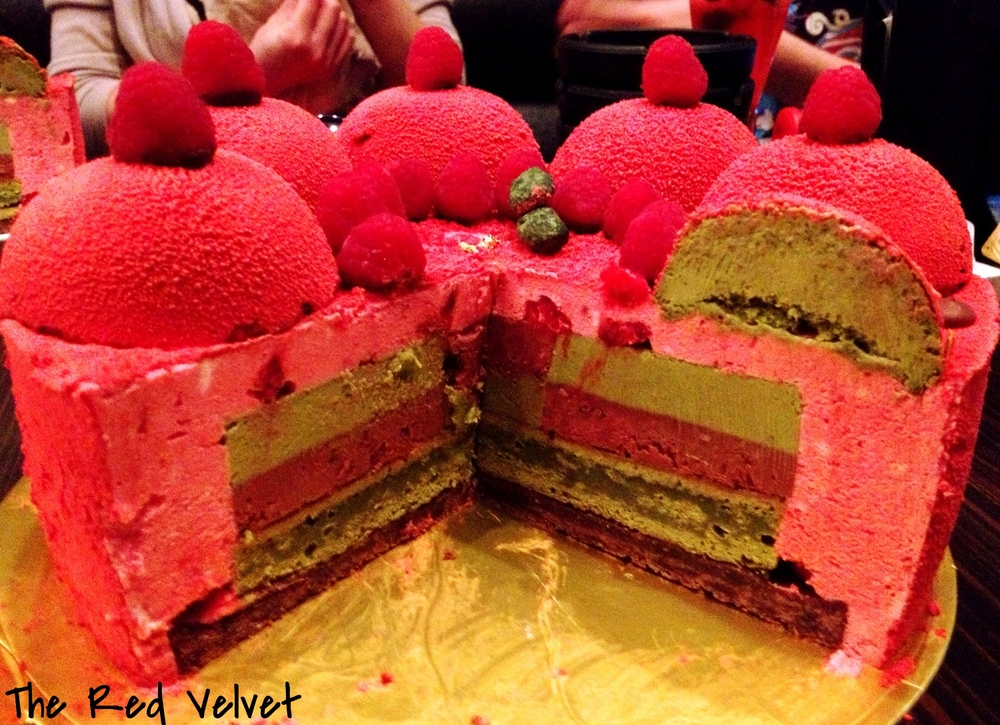 The Celine's Red Velvet4.JPG