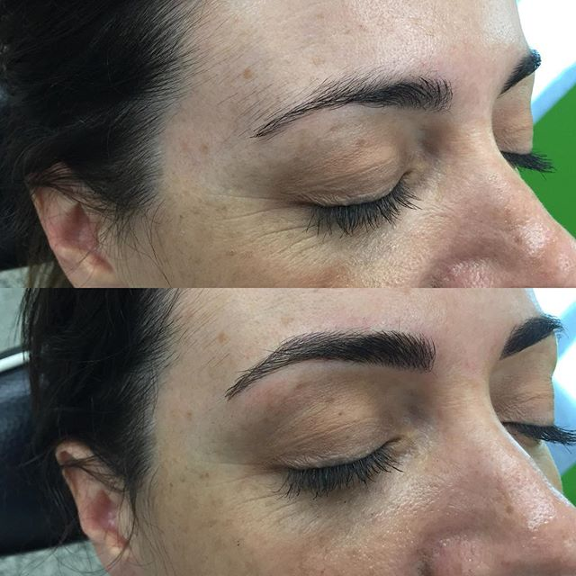 Beautiful new brows for this beautiful lady! #phibrows #phibrowsartist #phibrowschristchurch #microblading #microbladingeyebrows #browsoftheday #christchurchbrowspecialist #onbrowhouse