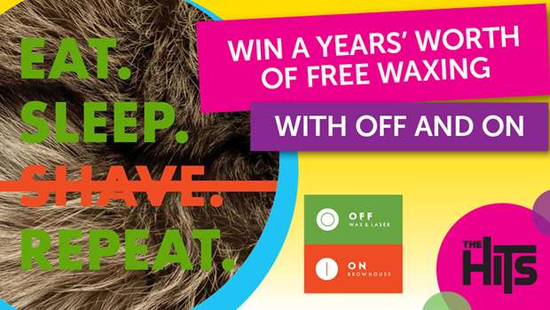 Win free waxing