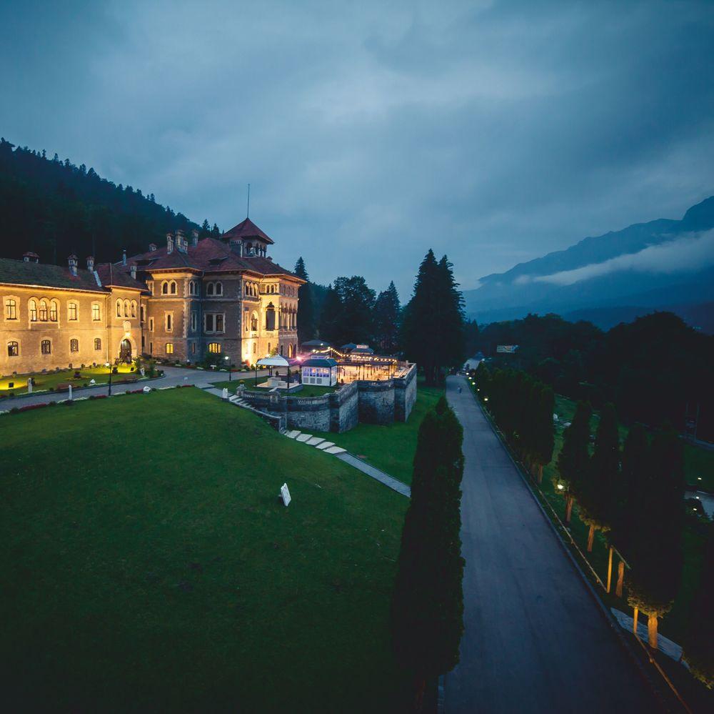 photo © arhivă personală  Castelul Cantacuzino