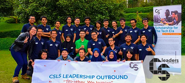 CS Leaders Program  A four-year scholarship and leadership development program for computer science undergraduate at two prominent Indonesian universities