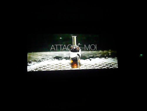 SHORT FILM INSPIRED BY ATTACHE-MOI FIRST PERFUME SELECTED FOR THE ASVOFF FILM FESTIVAL/ OCTOBER 2011/ DIRECTED BY CHRISTINA KRUSE/ TEXTS BY GUY LESSER