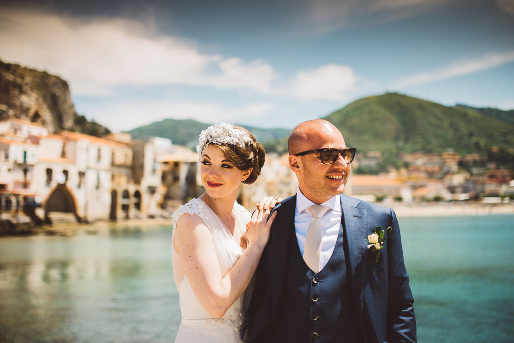 A super Sicily wedding - Laura and Joe
