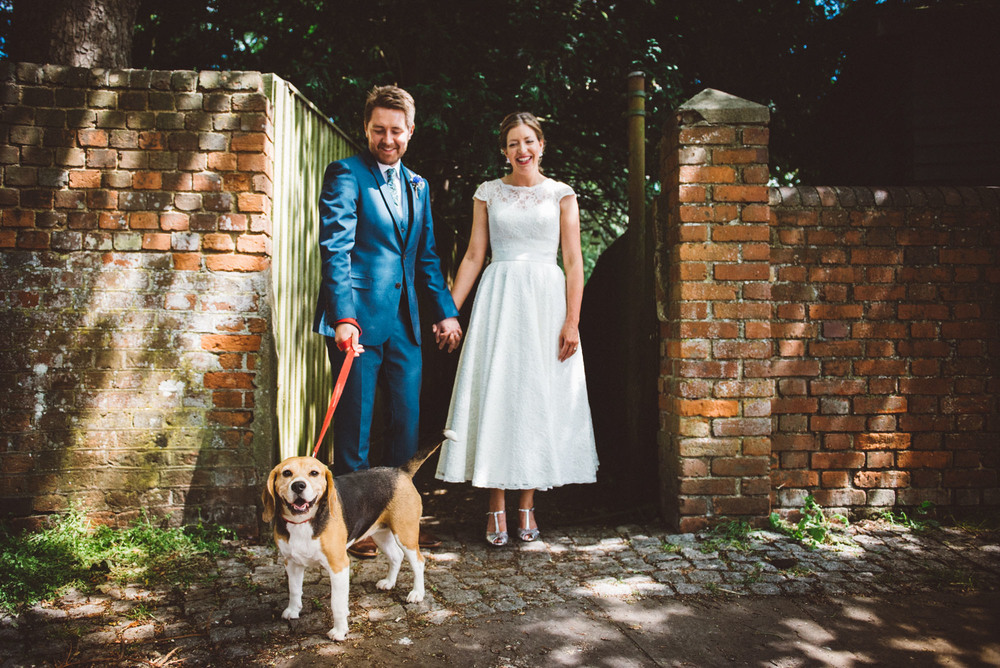 A beautiful Berkshire wedding at the Olde Bell Inn - Louise + Kevin