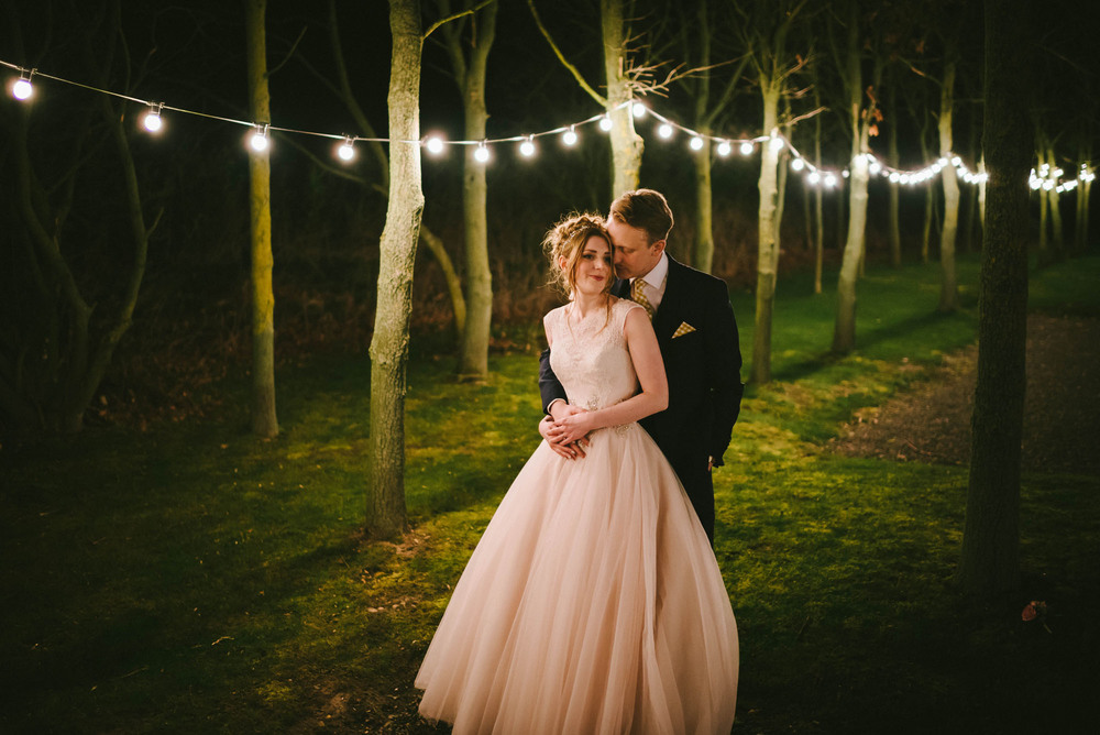 A lovely Spring wedding at Shustoke Farm Barns in Warwickshire - Jade and Joe