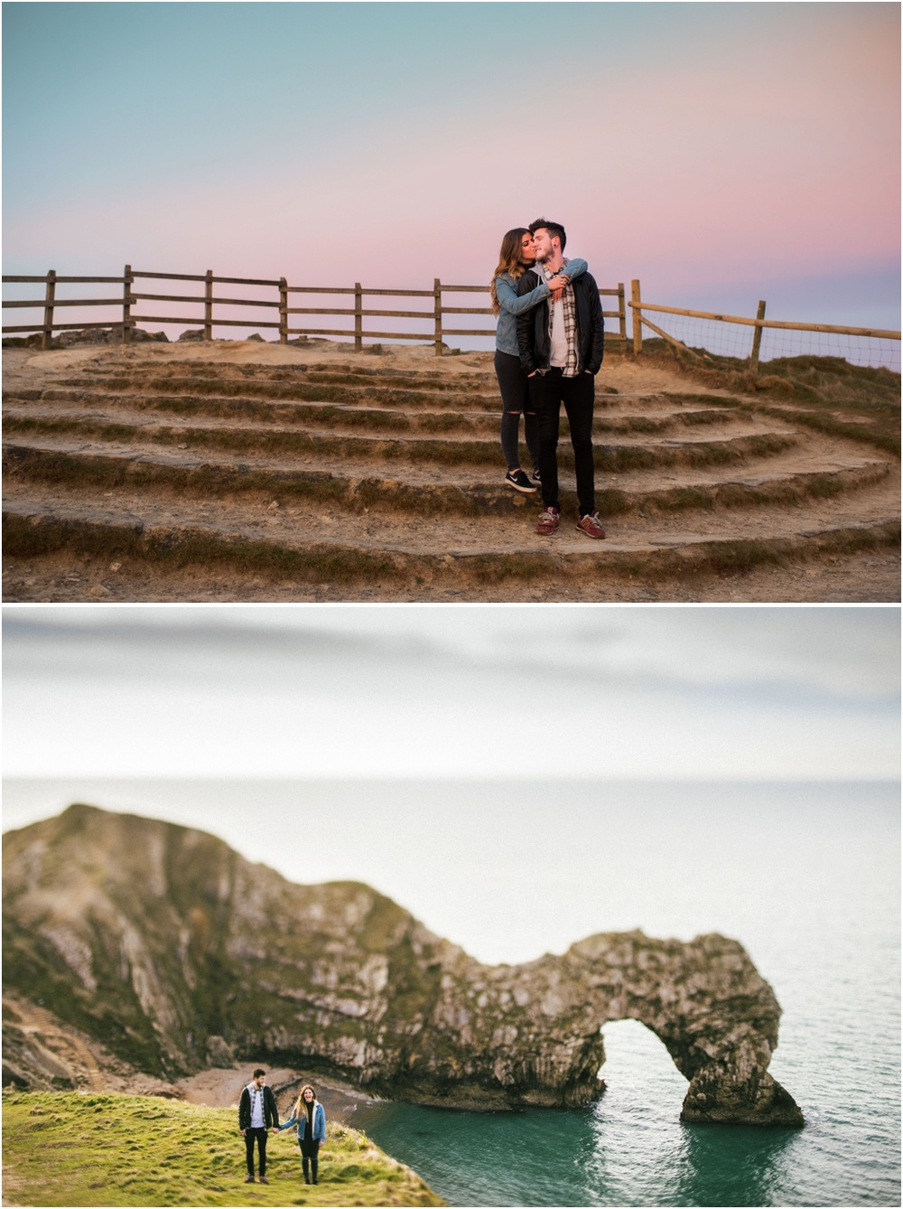 Durdle door wedding