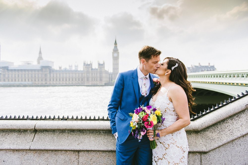 London wedding photography - Theresa and Julian