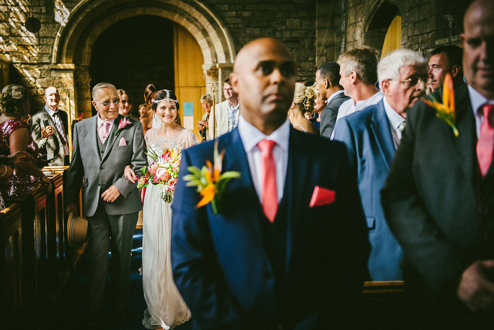 Nottinghamshire wedding photography at Kelham House - Jenny and Dom