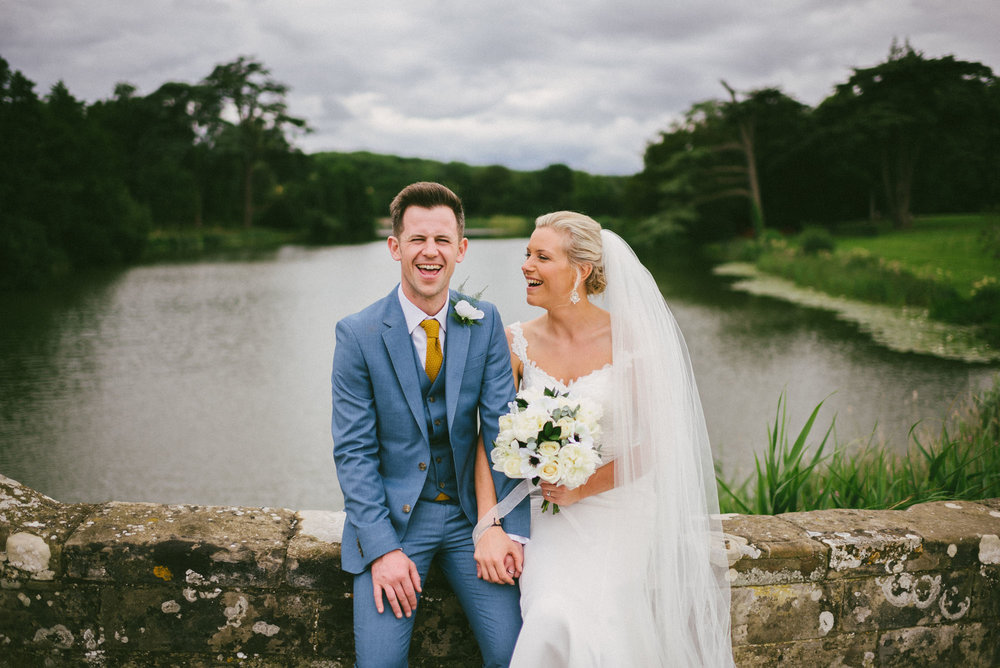 Compton Verney wedding photography - Laura and Nick