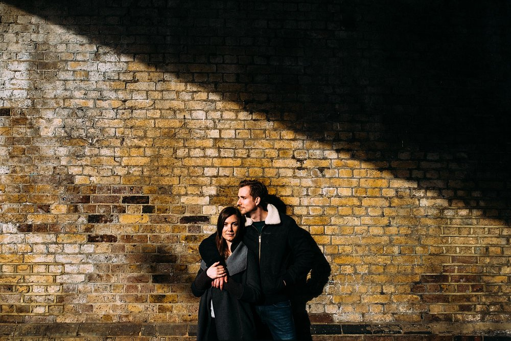 London pre-wedding shoot - Julia and Joe