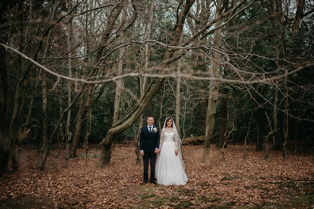 Norfolk wedding photography at Voewood - Kate and Stuart