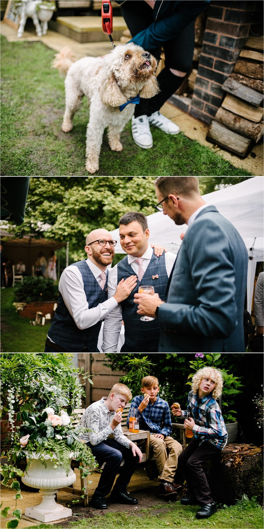 At home back garden wedding photographer_0038.jpg