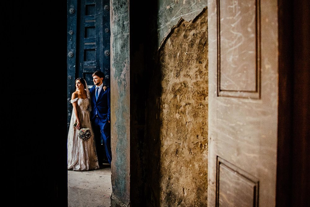 London documentary wedding photography at the Asylum - Morgana and Raj