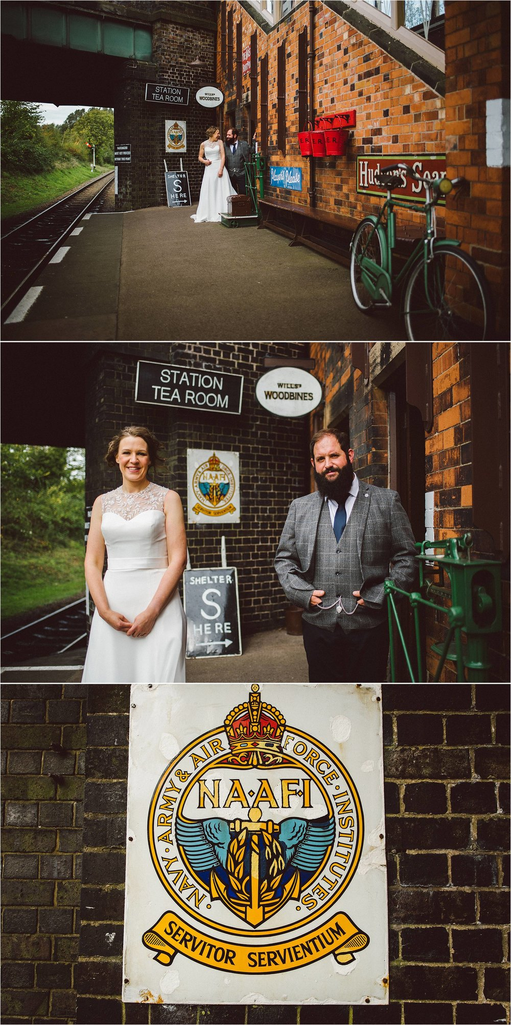 The Great Central Railway Wedding Photography_0077.jpg