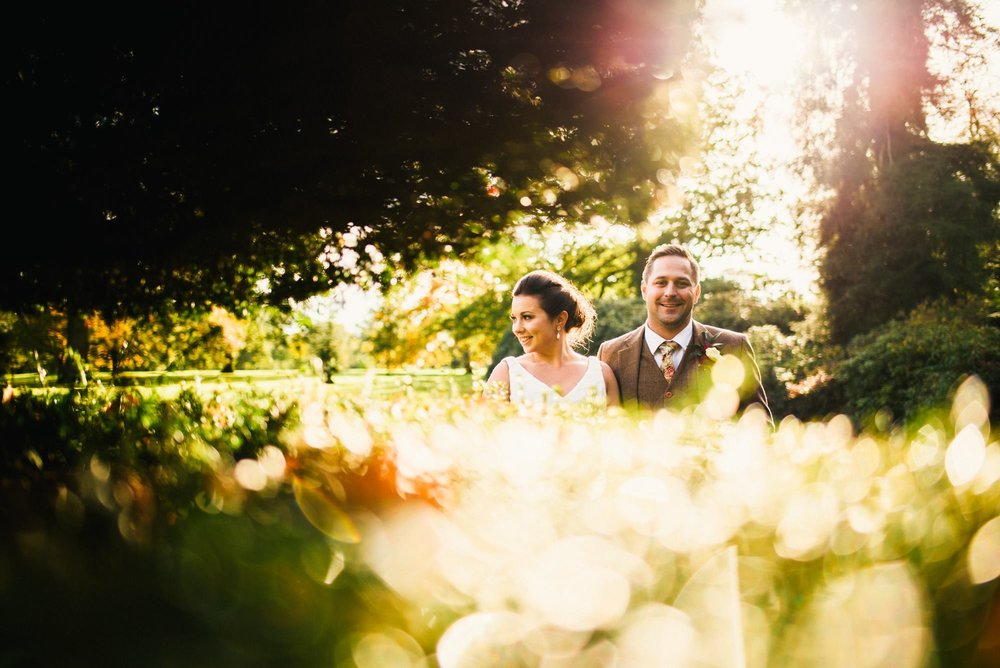 Harrogate wedding photography - Ellen and Steve