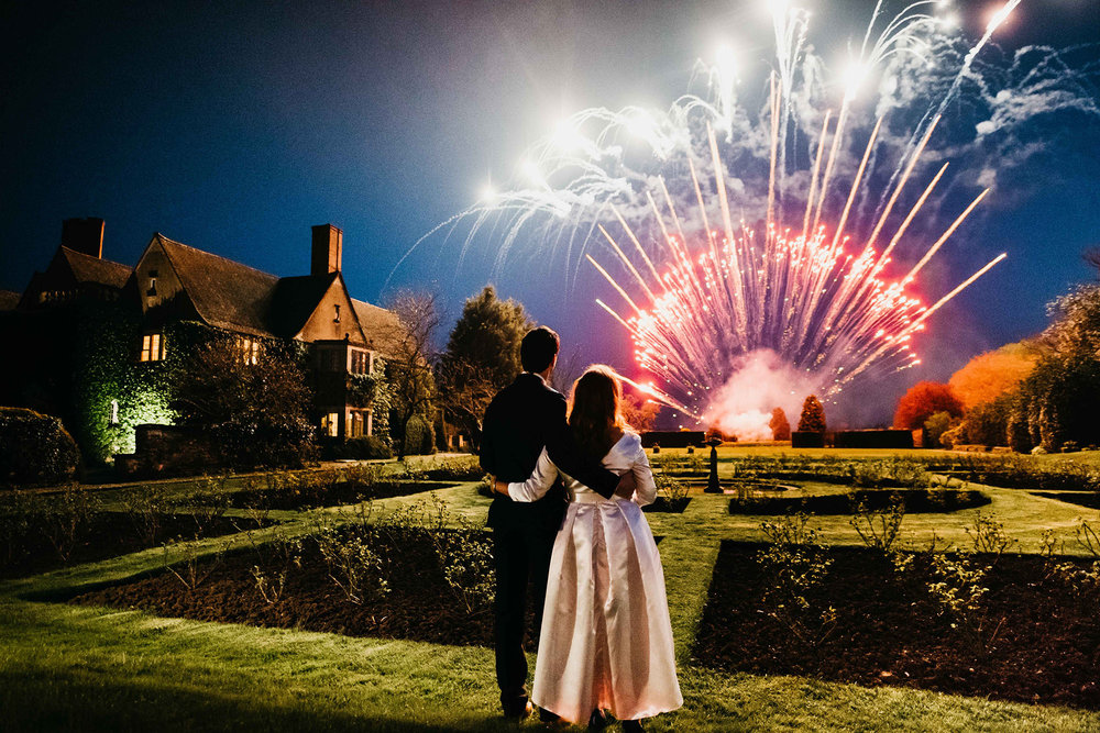 Mallory Court Country House Hotel wedding - Sarah and James