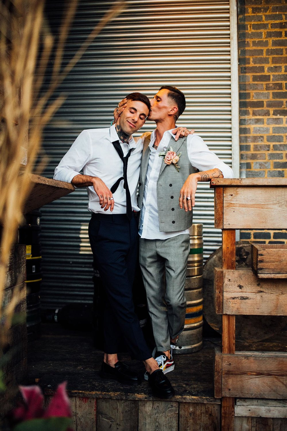Hackney wedding photographer