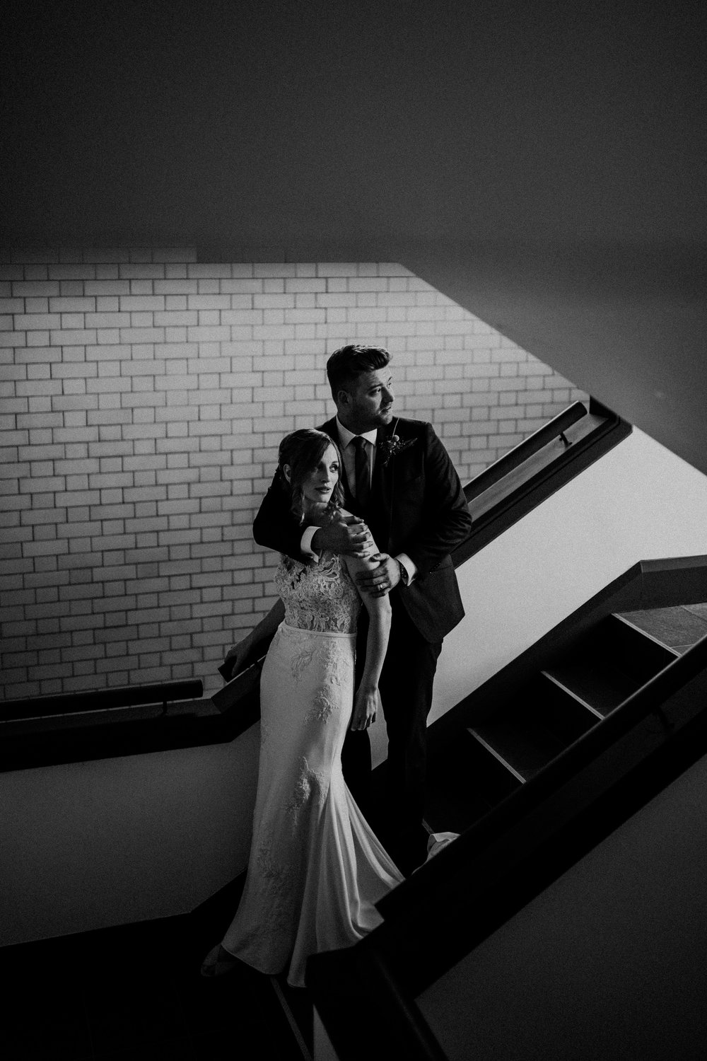 Nottinghamshire Pumping House wedding photography - Clare and Craig