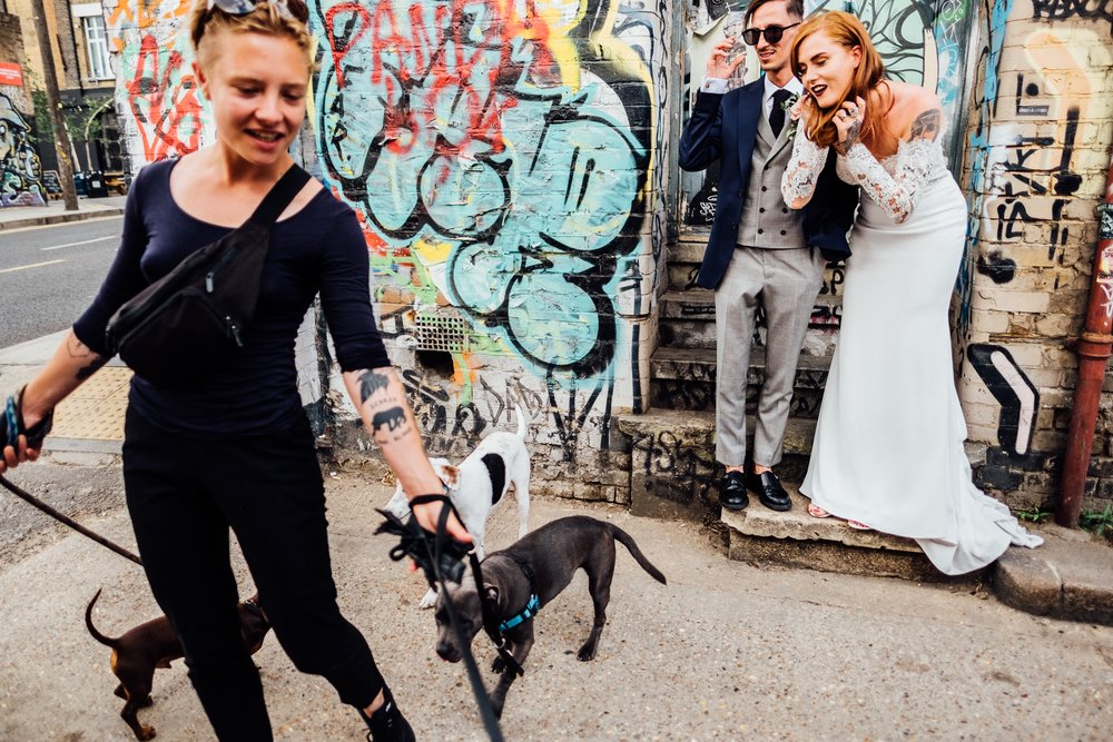 Documentary wedding photography workshop