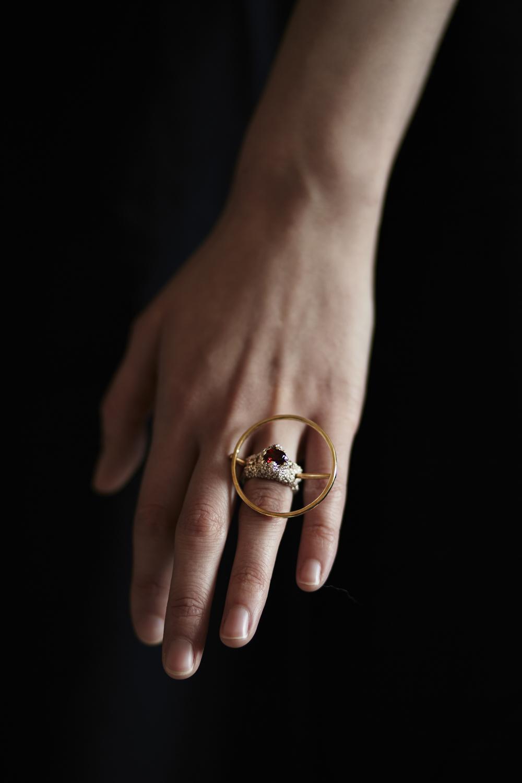 Sun King Ring