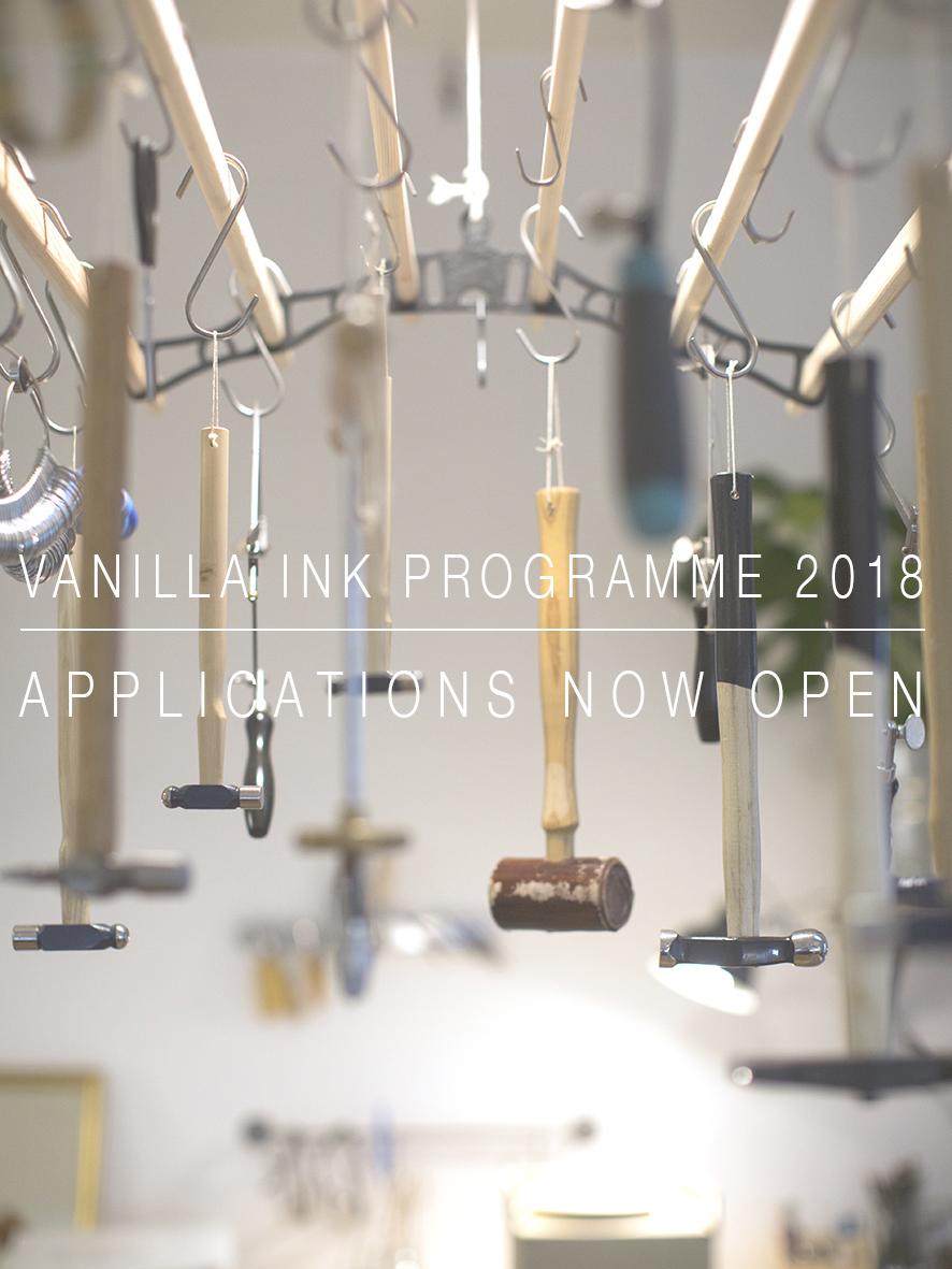 The Vanilla Ink Programme