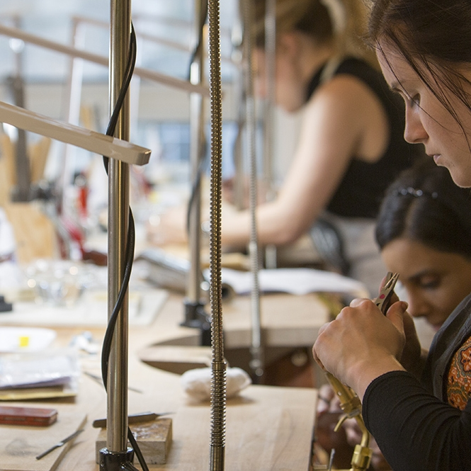 WE TEACH JEWELLERY -