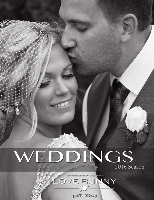 Download your copy of the LOVE BUNNY Photography online magazine - Wedding Issue. Includes all packages & pricing as well as additional information about the booking process.