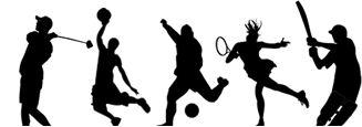 HeaderSportsSilhouettes