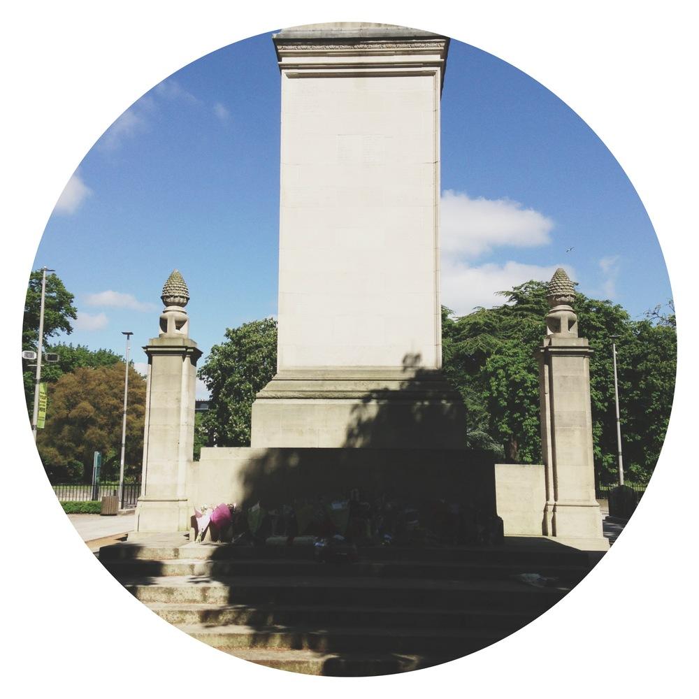 Rando cenotaph Southampton