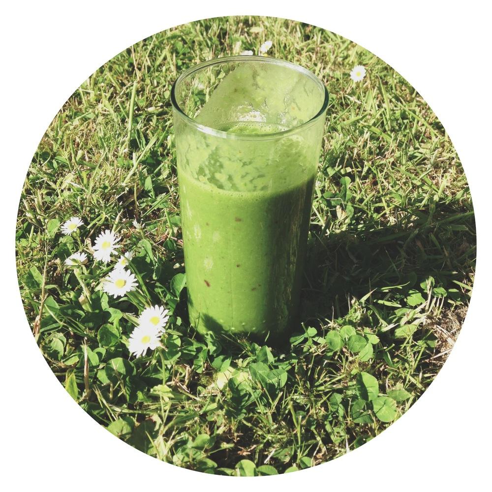 Rando green smoothie