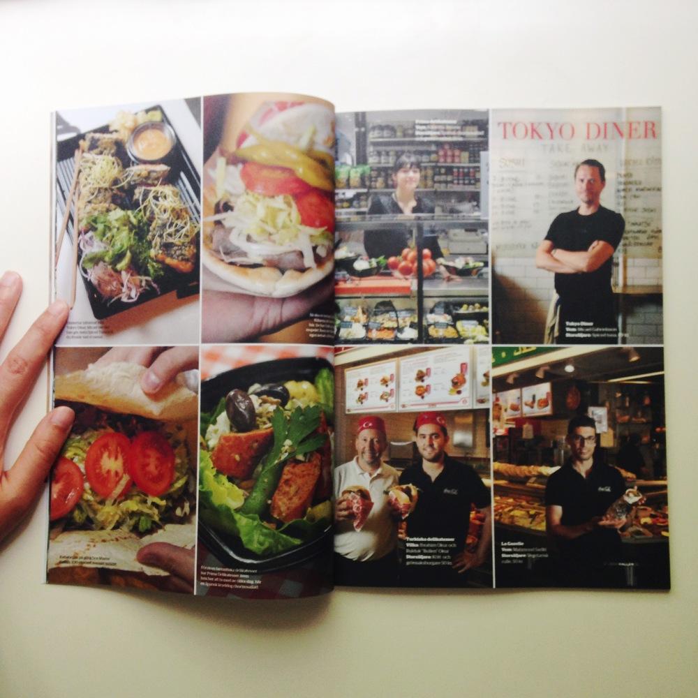 Hallen magazine