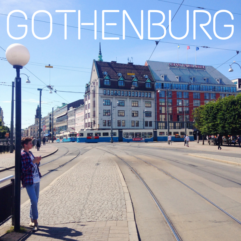Gothenburg guide on Slice of Sunny