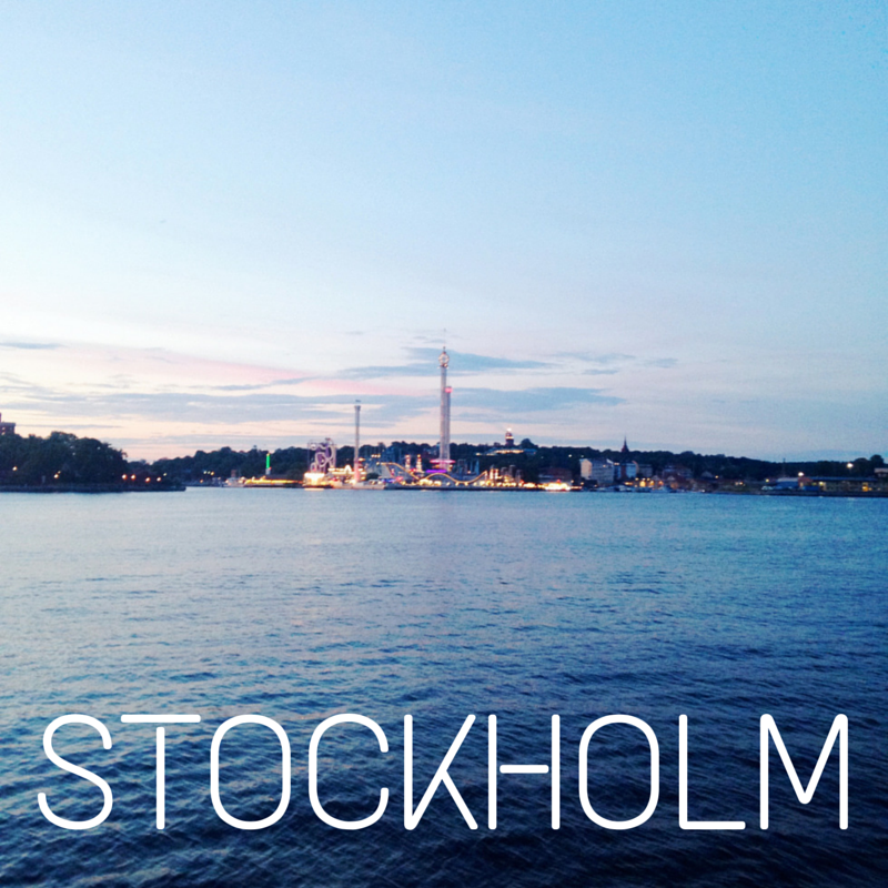 Stockholm guide by Slice of Sunny