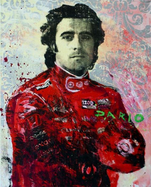 3 Time Indy 500 Winner - Dario Franchitti