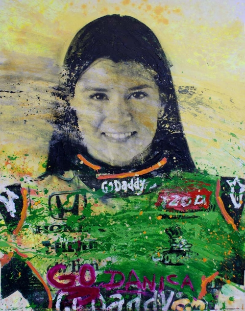 Most successful woman in the history ofAmerican open-wheel racing- Danica Patrick