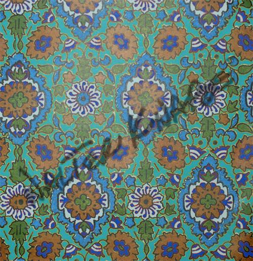 Bohemian Folklore - Turquoise