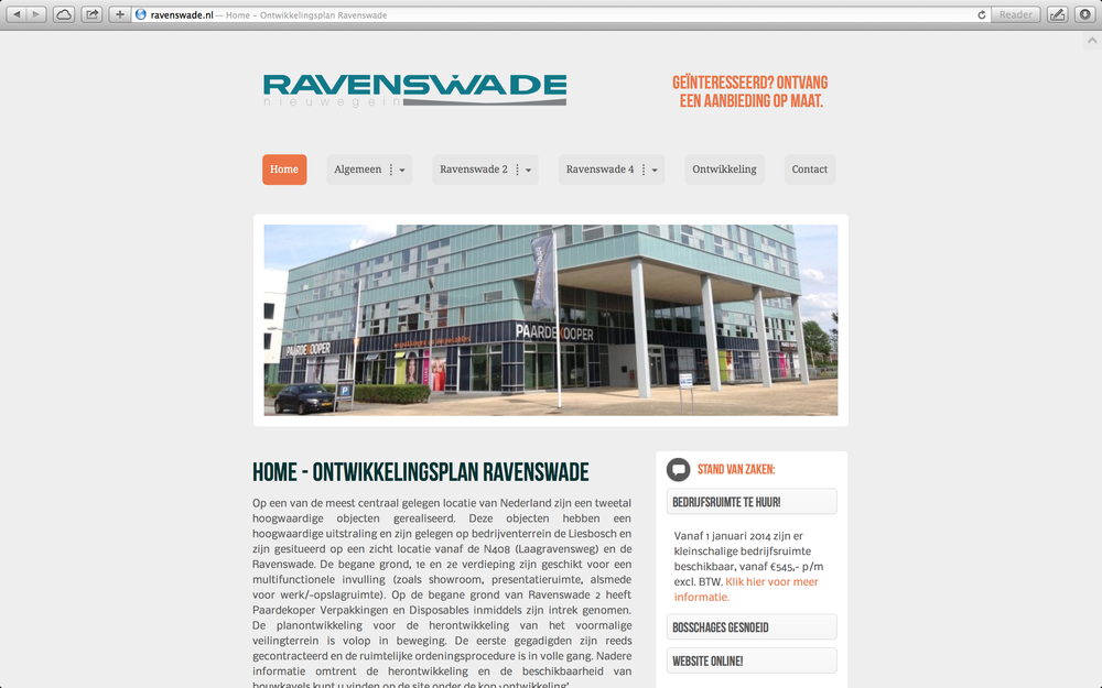 Ravenswade [link]