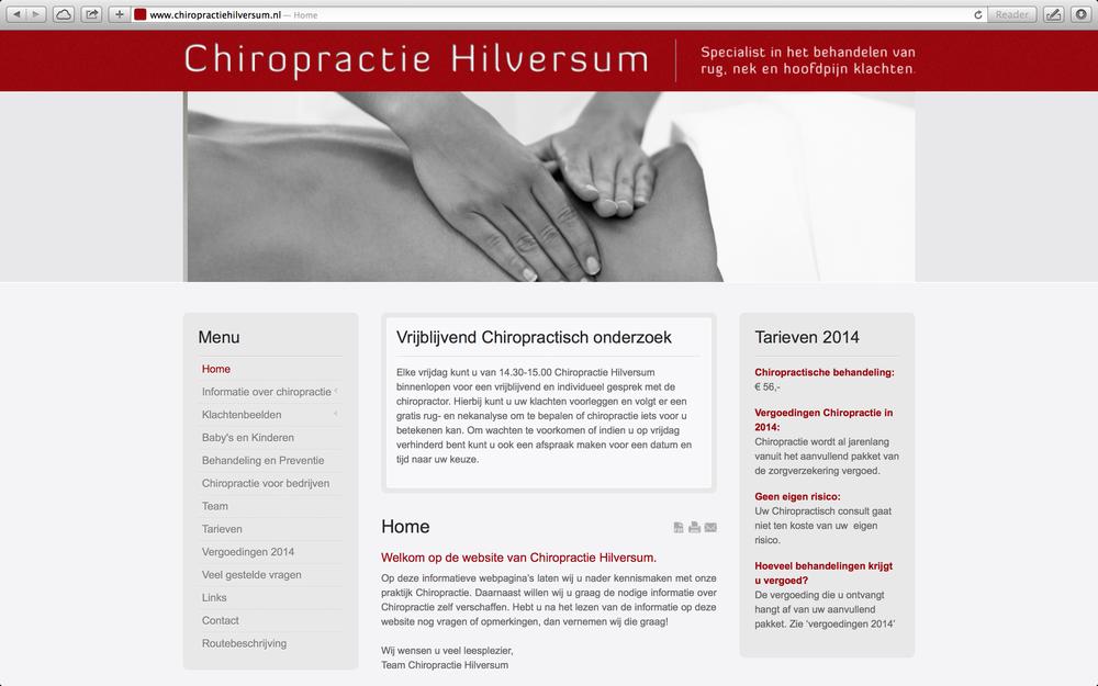 Chiropractie Hilversum [link]