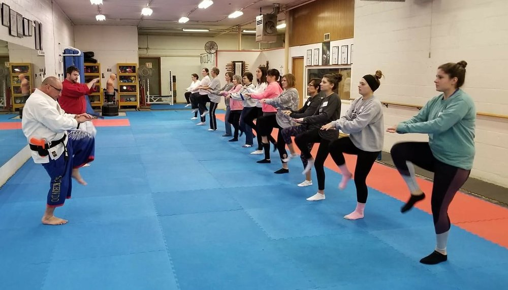 women's self defense seminar march 23, 2018 - spots still open. Click image to learn more!
