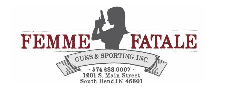 femme fatale guns & Sporting