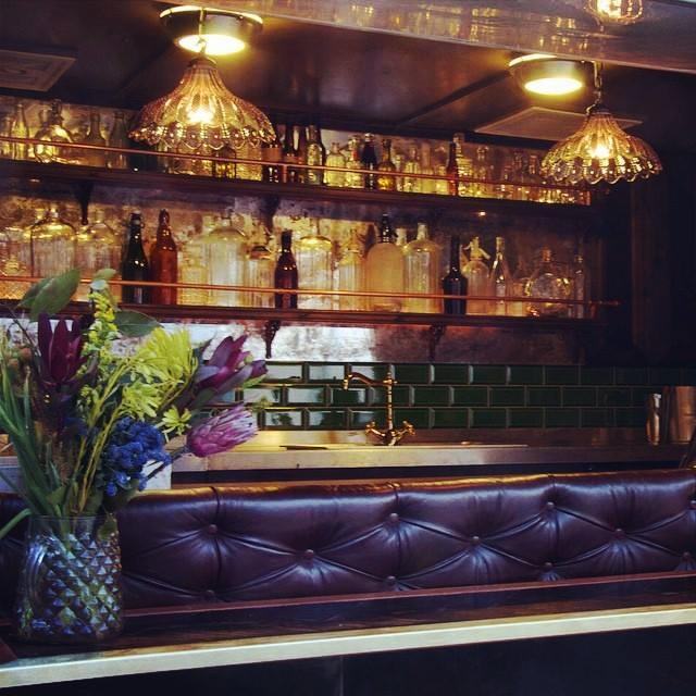 Pig's Bladder & Petticoat bar
