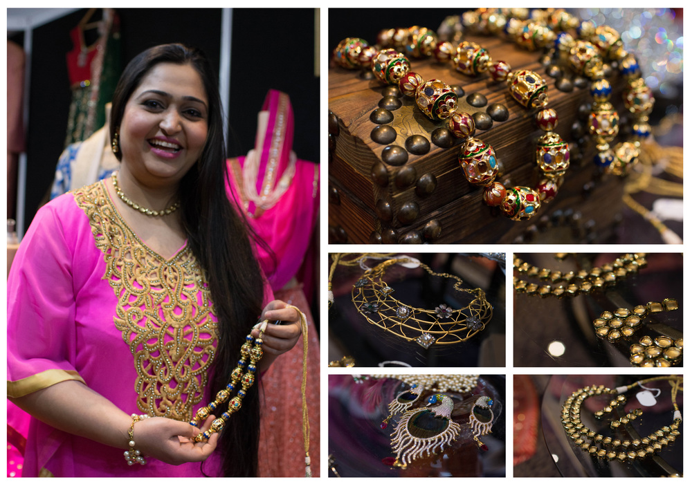 Jewelry by  Tripti's Libashka .
