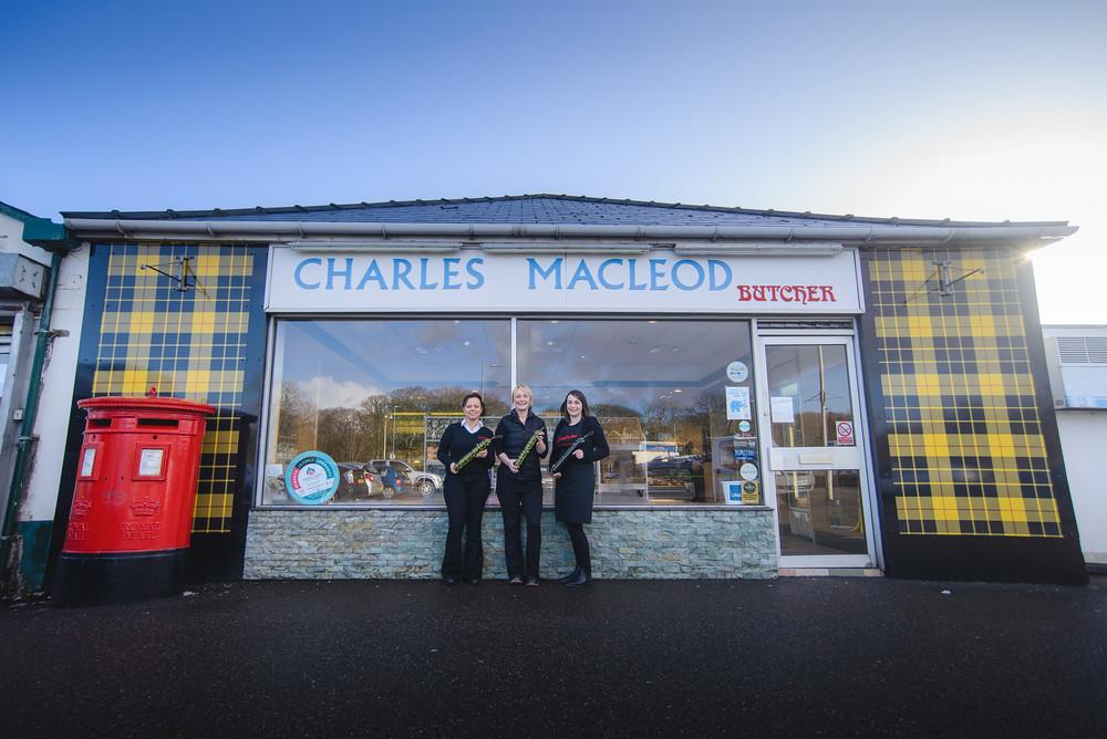 Charles Macleod Butchers