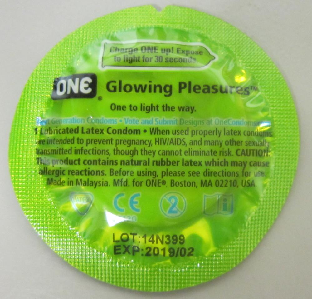 Glow-Glowing-Condom-Shark-Sharc-Harvard